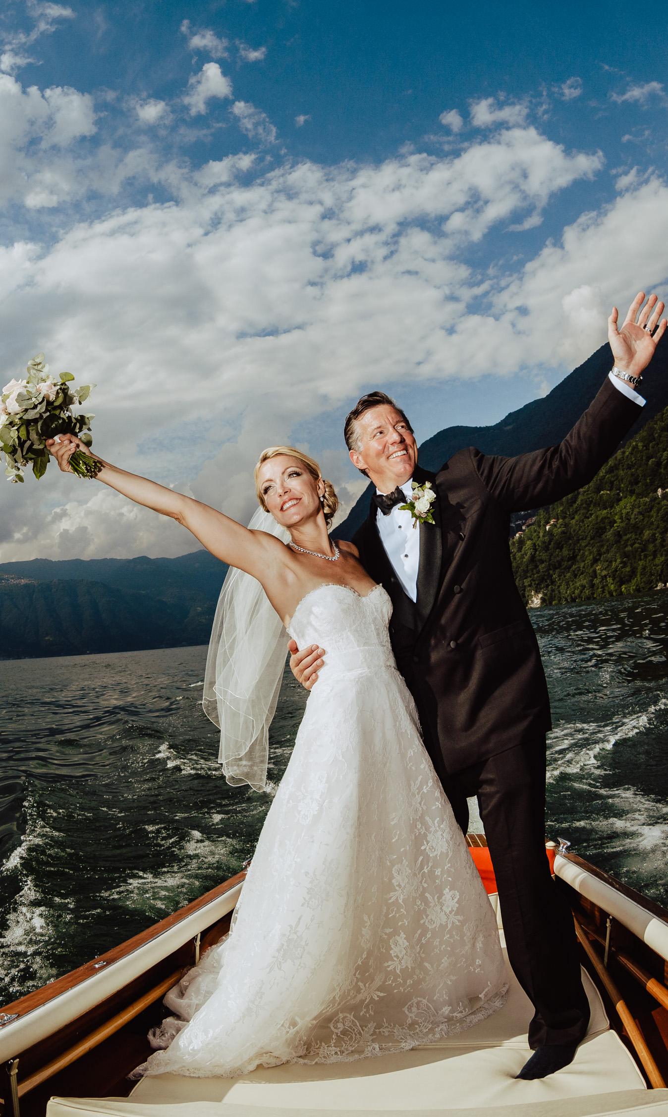 Lake como wedding Flavio Bandiera