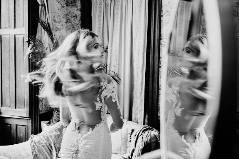 bride mirror flavio bandiera