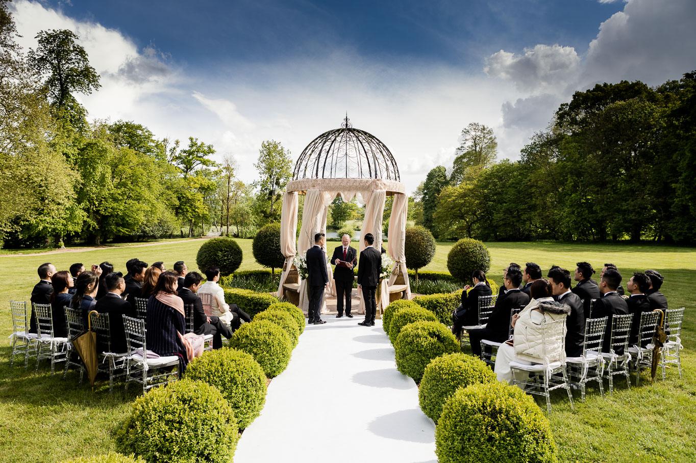 ceremony same sex wedding
