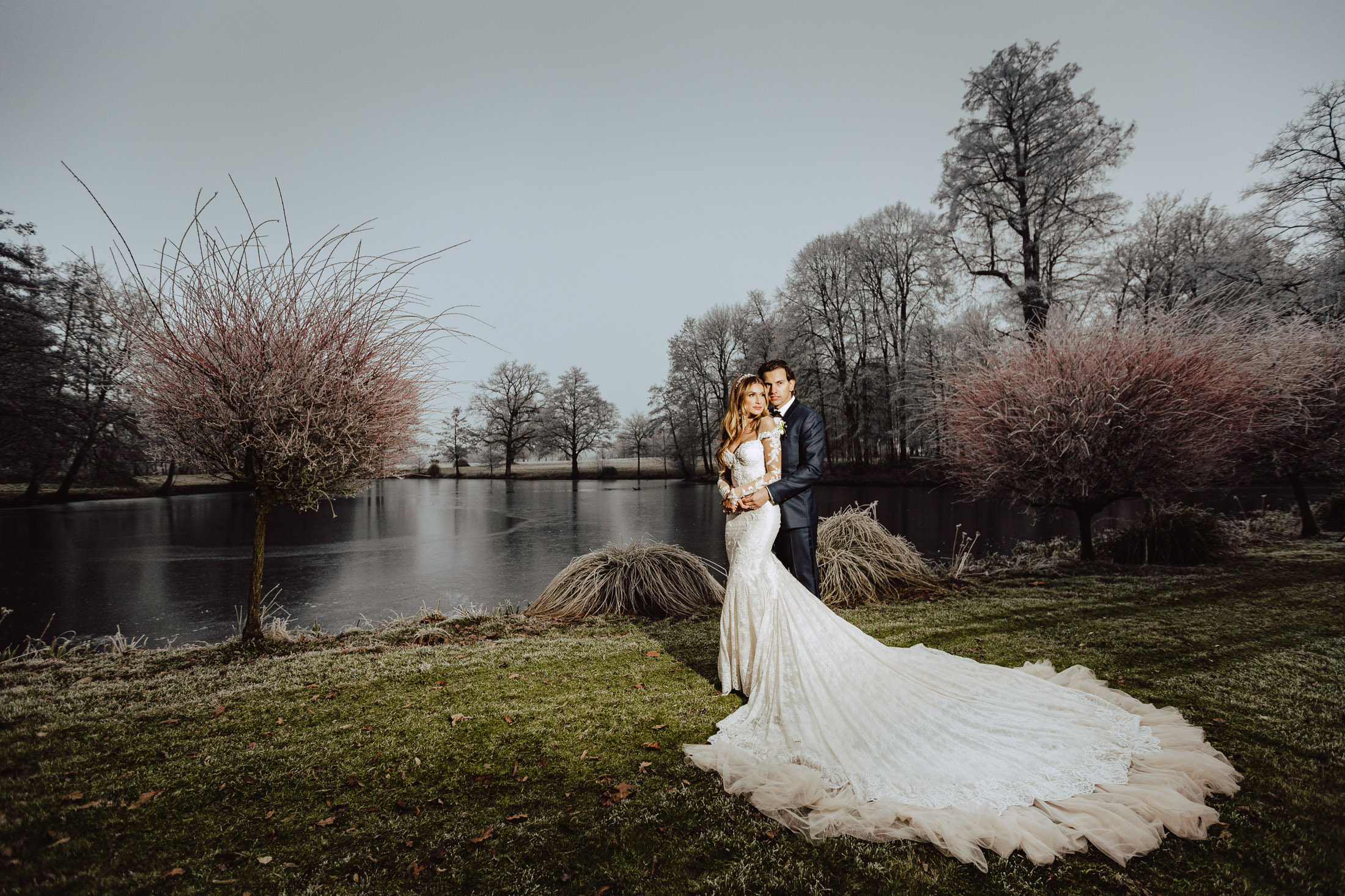 Charles & Juliana – New Year's Eve Wedding