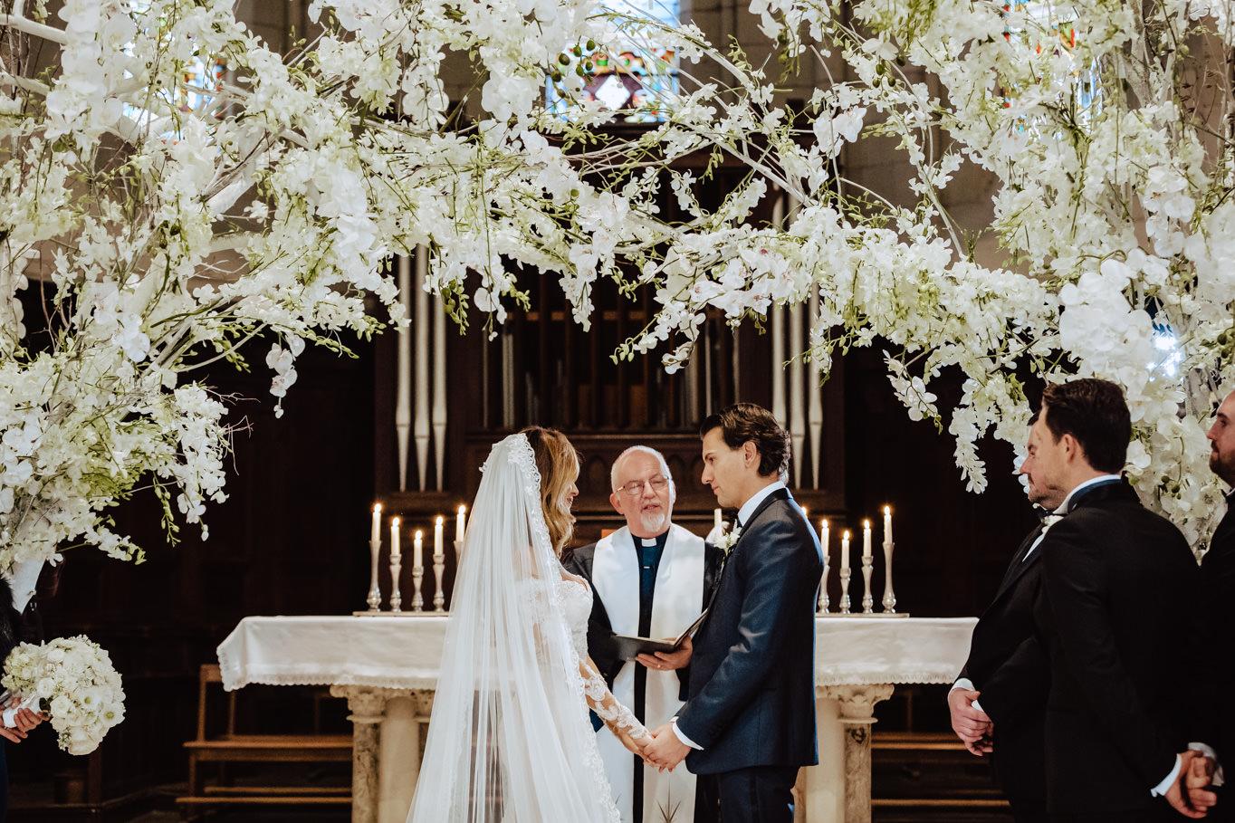 wedding promise church chateau challain flavio bandiera