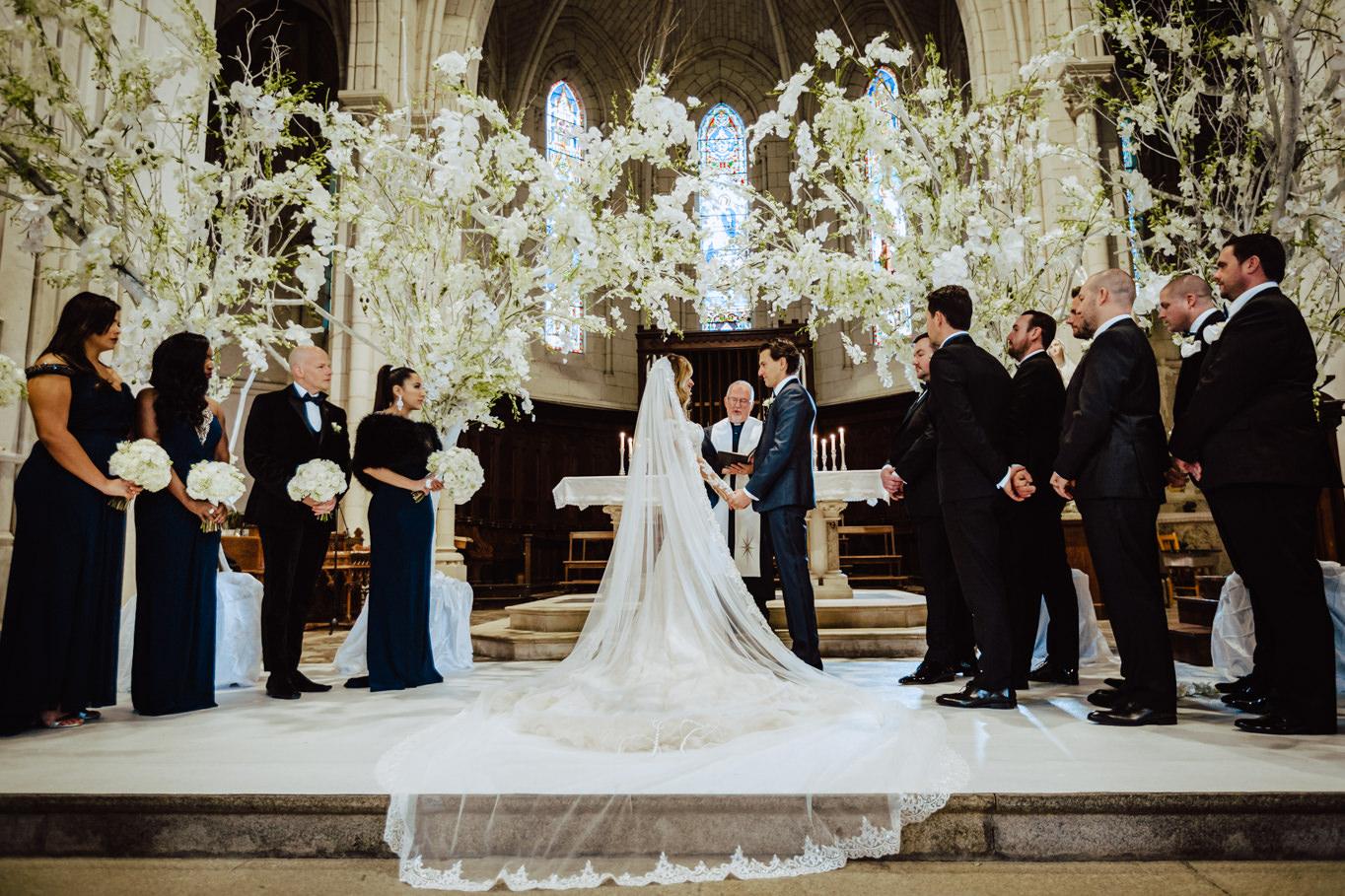 wedding promise church chateau challain