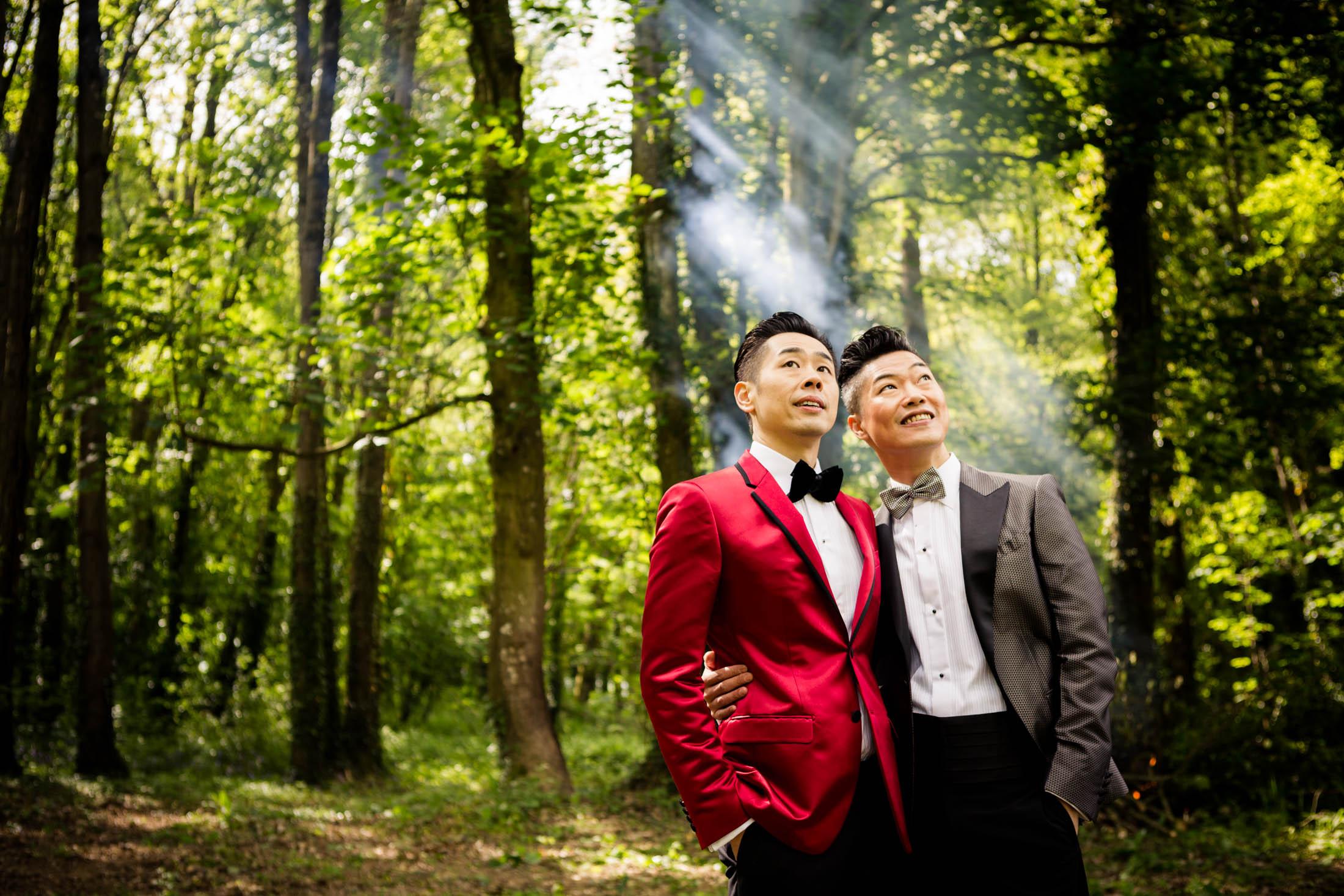 Terence & Vincent – Wedding