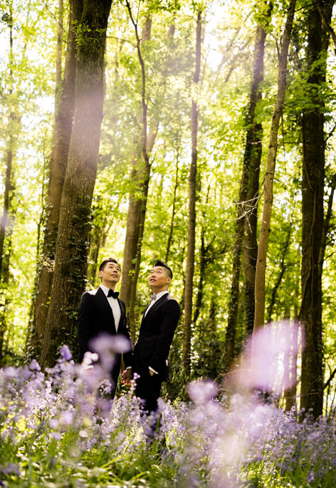 Terence & Vincent – Wedding