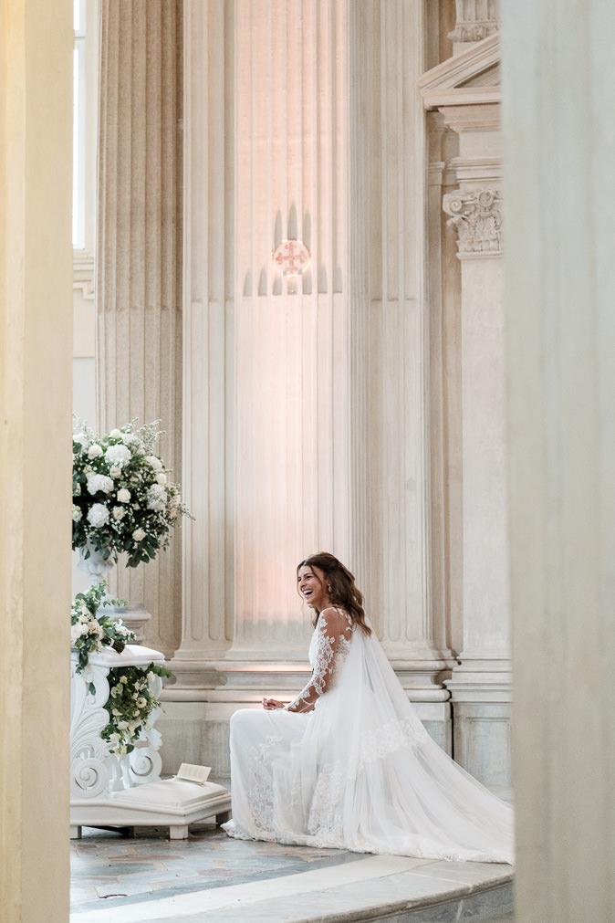 chiabotto bride wedding