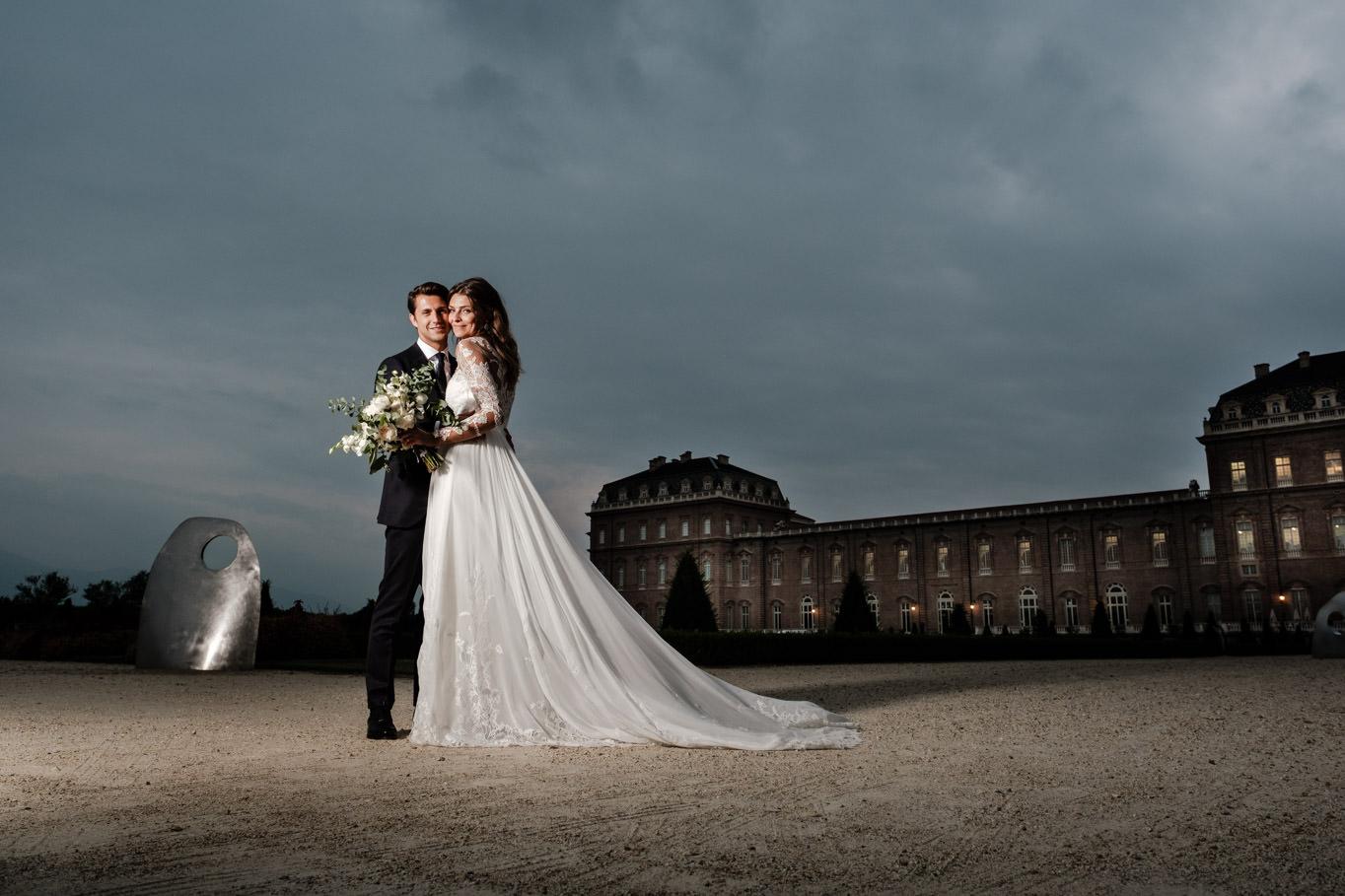 shooting wedding cristina chiabotto