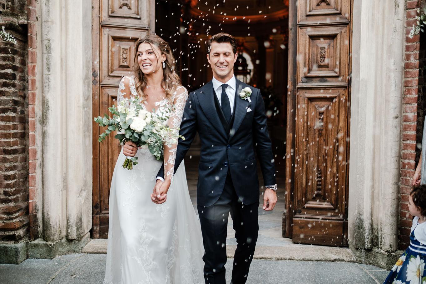 groom bride happy ceremony