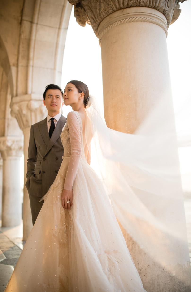 janice man venice pre-wedding