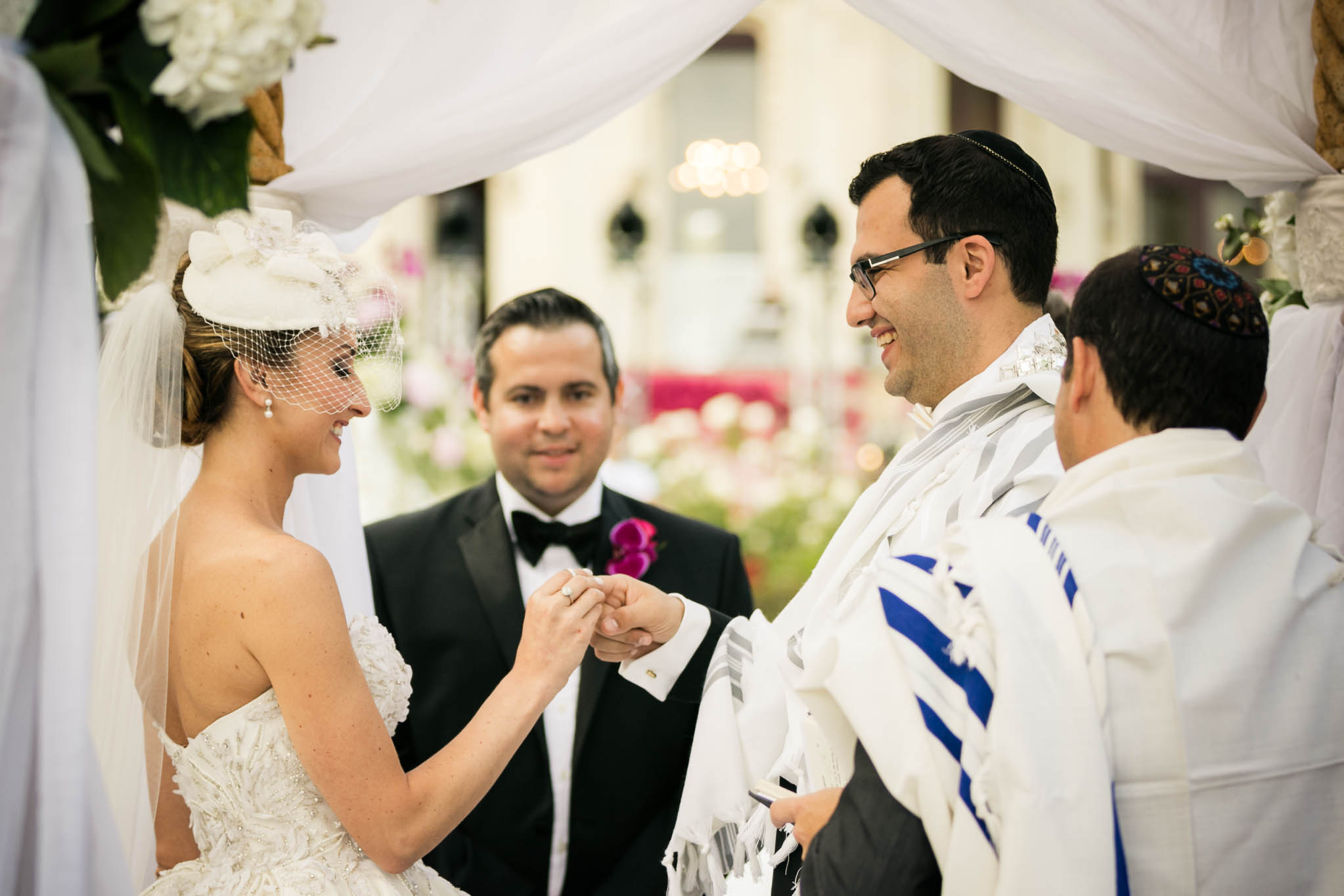 jewish ceremony tradition wedding
