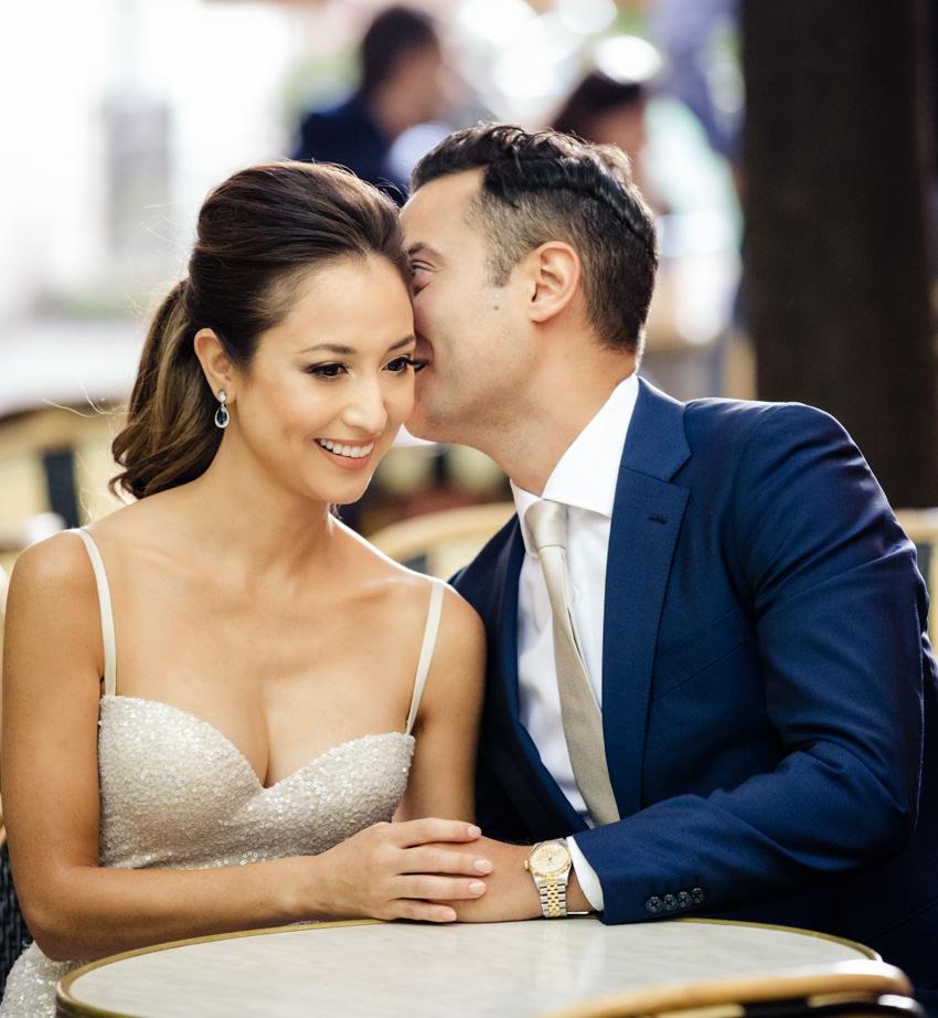 Jonathan & Harumi – Wedding