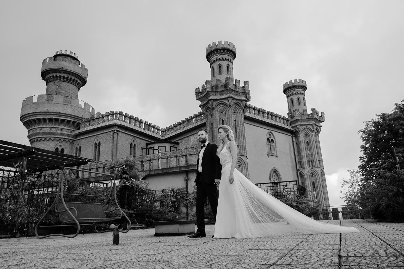 prewedding novello castle