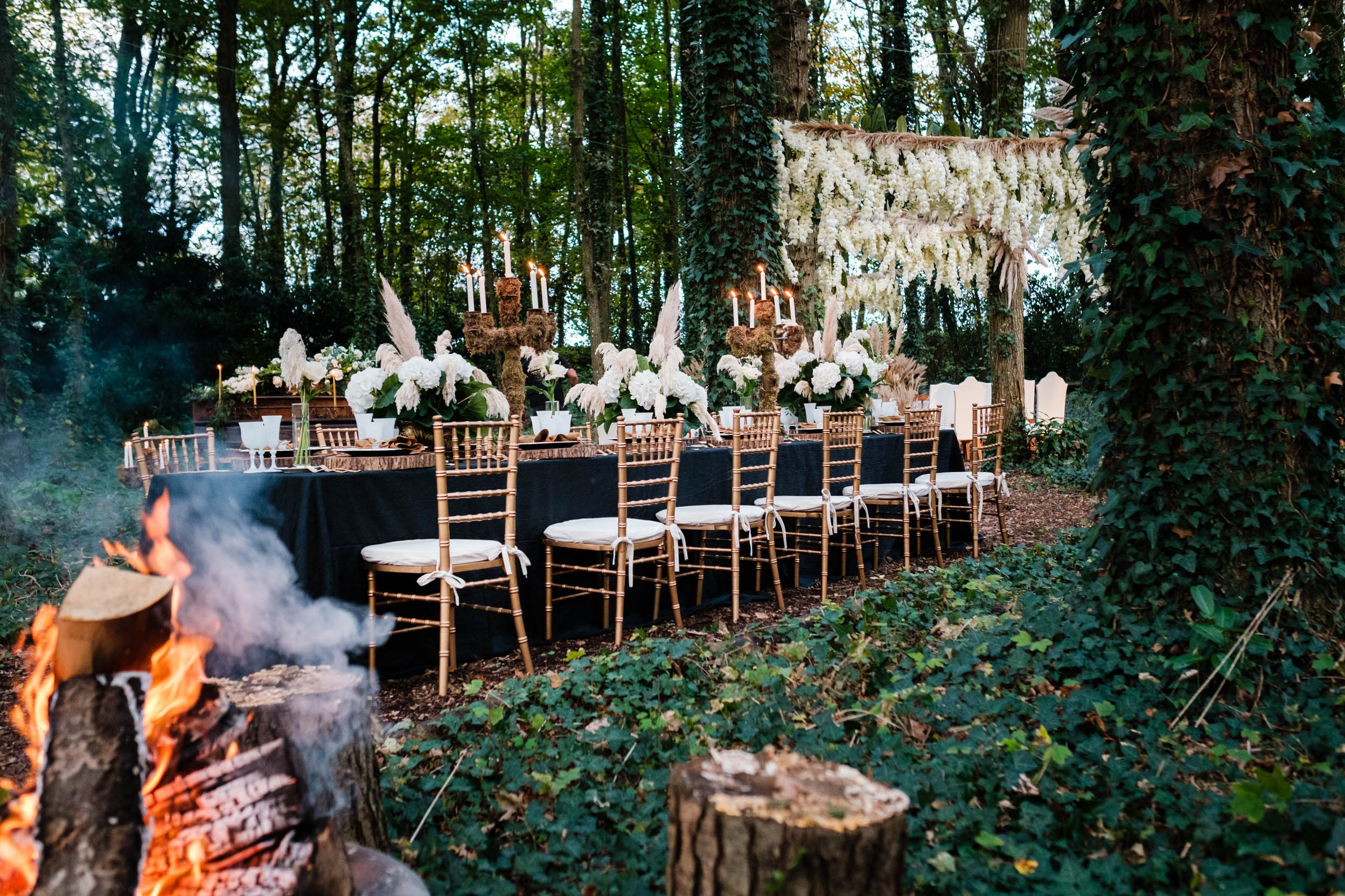 Flavio-Bandiera_Chateau-Challain_wedding_tablesetting