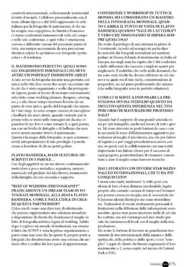Deamina Magazine interview to Flavio Bandiera